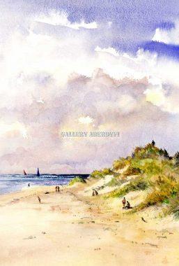 Dunes, Aberdyfi