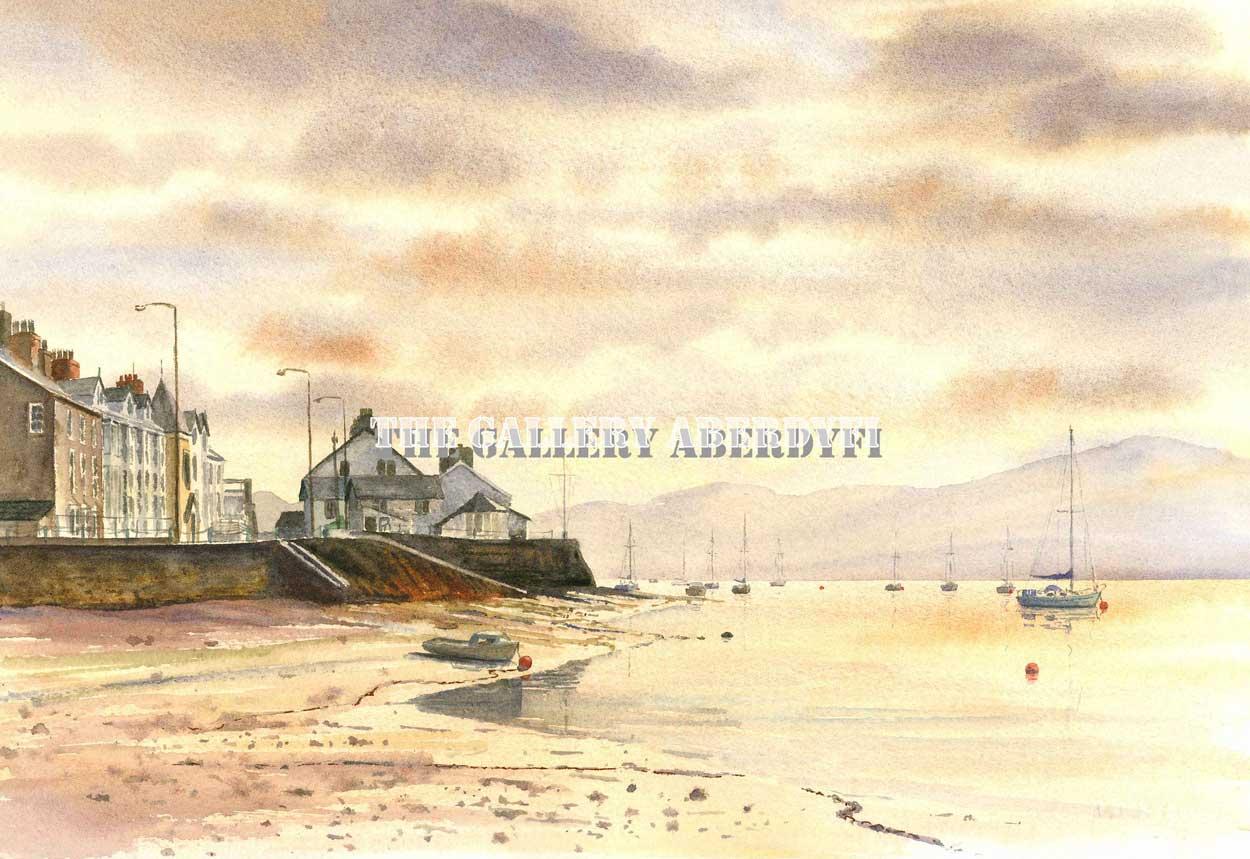 Early Morning Church Bay, Aberdyfi