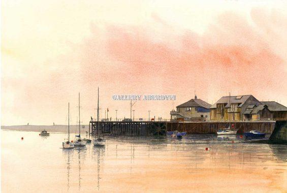 Harbour Aberdyfi