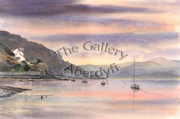 Evening Penhelyg, Aberdyfi