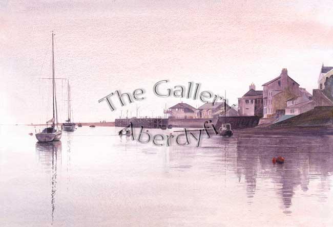 Sailors Return, Aberdyfi