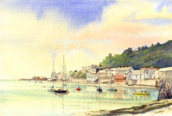 Summer Aberdyfi