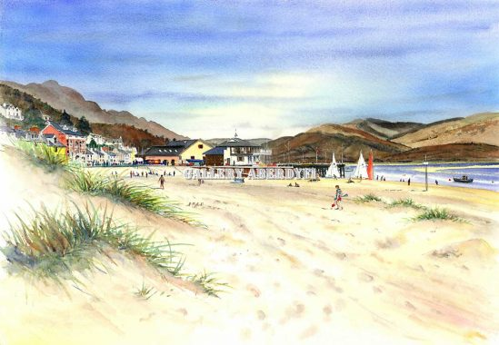 The Beach, Aberdyfi
