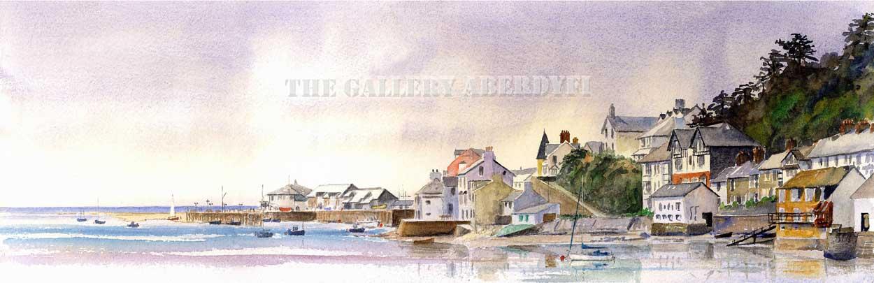 Waters Edge, Aberdyfi