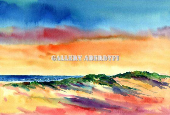Bright Day – Aberdyfi Beach