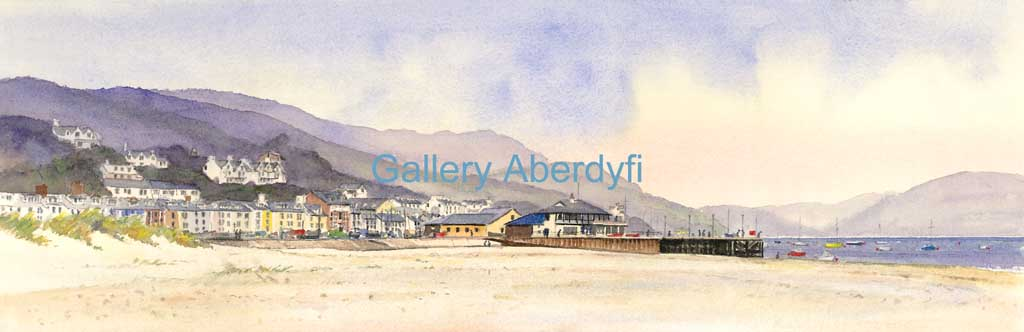 Early Morning – Aberdyfi Beach