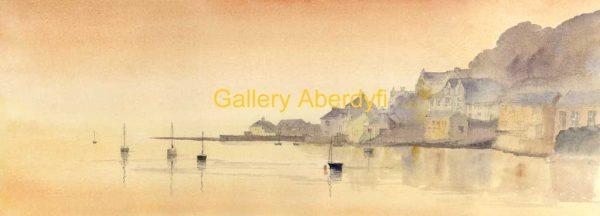 Evening Light – Aberdyfi