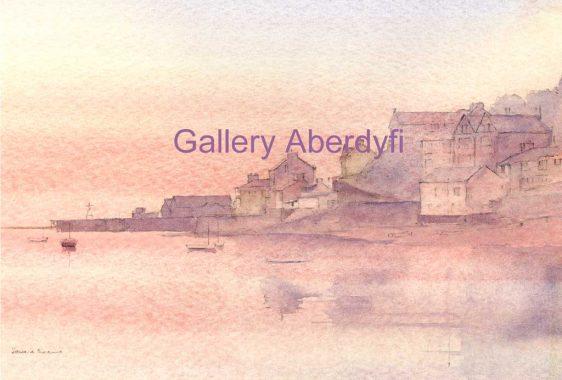 Aberdyfi from Penhelyg