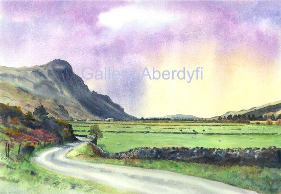 Craig yr Aderyn & Dysynni Valley