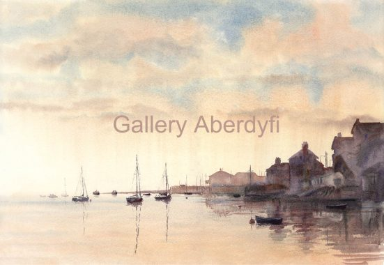 Evening Calm – Aberdyfi