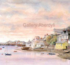 Evening Light Aberdyfi