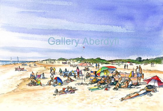 This is the Life – Aberdyfi Beach