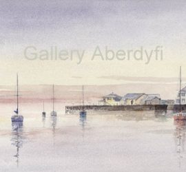 Incoming Tide – Aberdyfi
